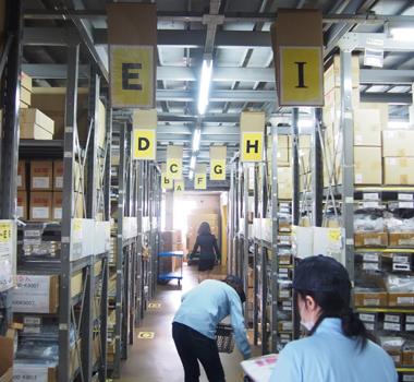 企画から製作、納品までサービスを提供